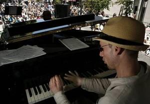 Grant Levin Jazz Pianist