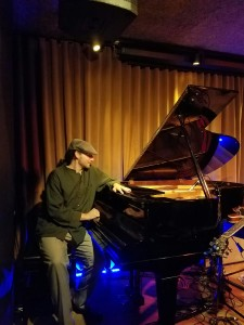Grant Levin, pianist