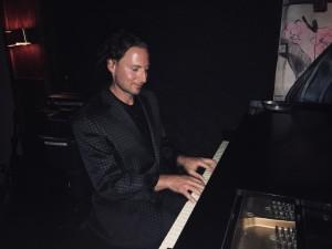 Grant Levin at Mr. Tipple's Recording Studio in San Francisco, June 2019
