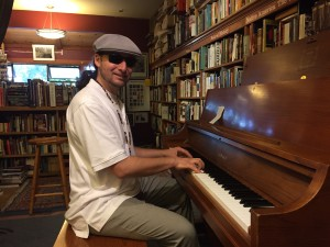 Grant Levin solo piano in San Francisco, May 2017