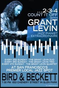 Bird and Beckett San Francisco live piano