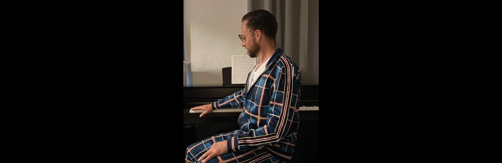 Jazz Pianist Grant Levin